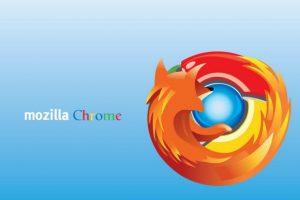 Firefox dan Chrome Dengan VPN