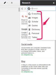 Google Docs 4