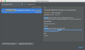 Material Design Icon Generator