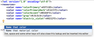 Name That Color codebase