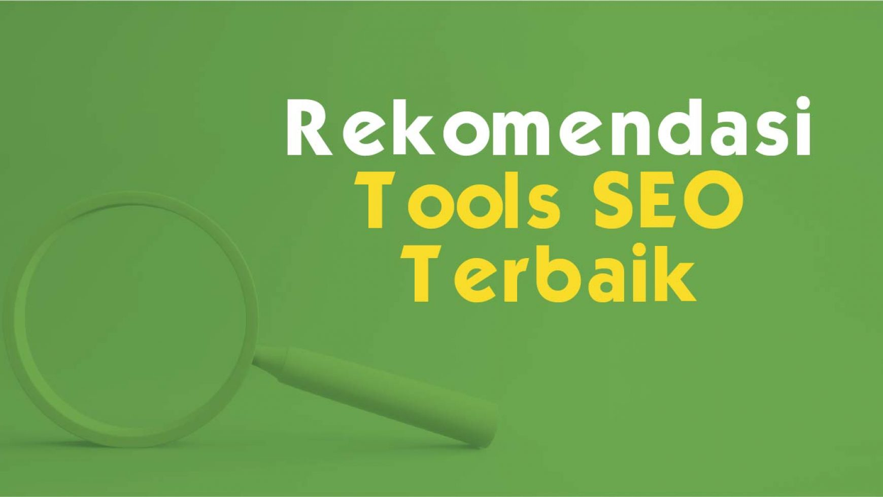 5 Rekomendasi SEO Tools Riset Keyword Gratis Terbaik