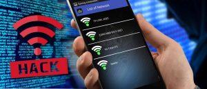 Membobol WiFi Lewat HP Android